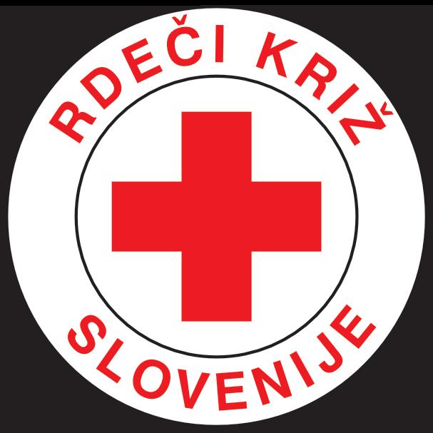 Kje smo - Rdeči križ Slovenije